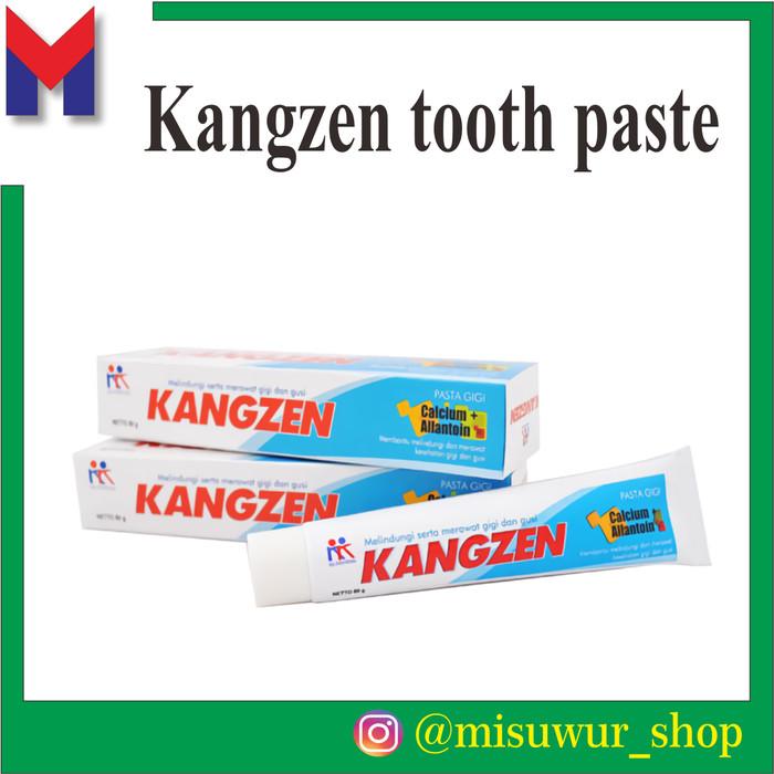 Foto Produk Kangzen Tooth Paste Pasta Gigi herbal alami dari Misuwur Shop