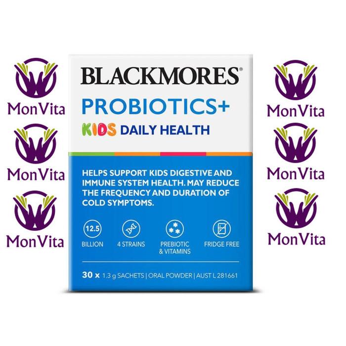 Foto Produk Blackmores probiotics+ probiotics + kids daily health dari monvita