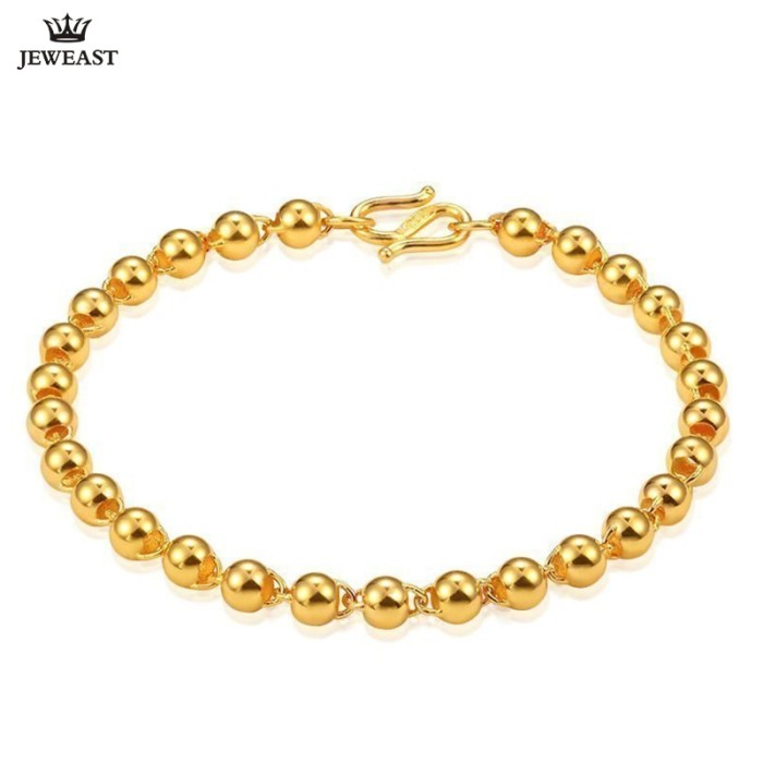 Bracelet Real 999 Solid Gold Bangle