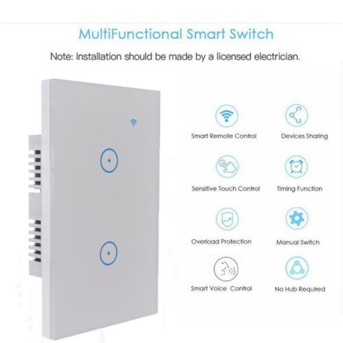 Tuya Smart Switch