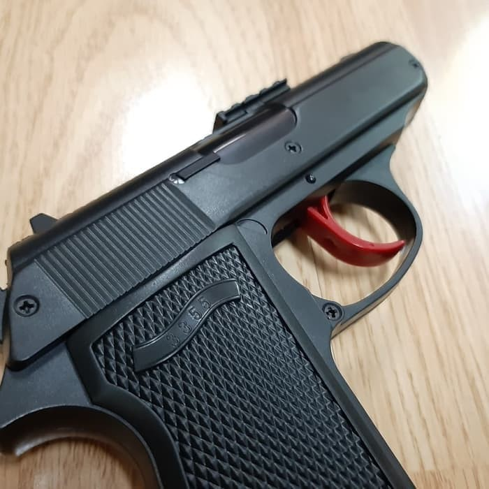 Jual New Airsoft Otomatis Spring Makarov Walther Ppk Box Set Not Mp900 Azzu  - Kota Medan - Benjamin Sport Ltd | Tokopedia