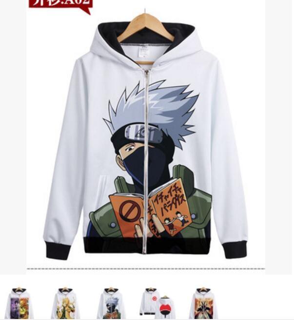 Tshirt Akatsuki Homme MC Black Naruto Shippuden