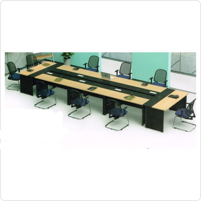 Jual Meja Rapat Meja Meeting Conference Table Ukuran Besar 630 X