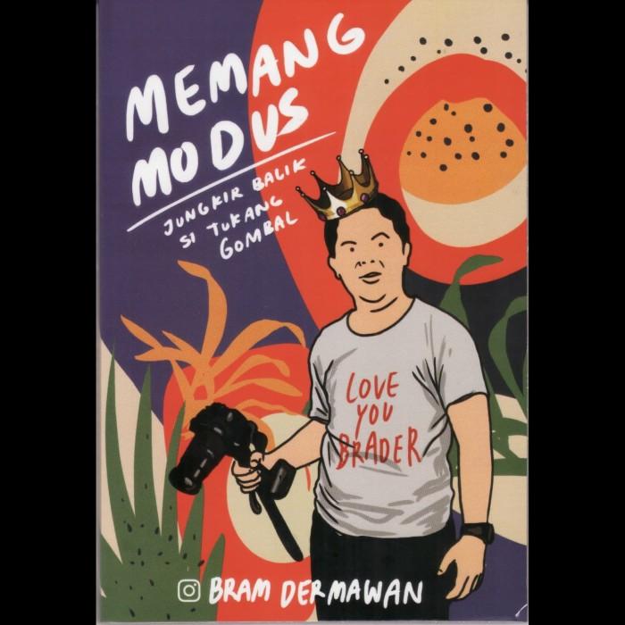 Jual Buku Memang Modus Bram Dermawan Kota Yogyakarta Kata Bookstore Tokopedia