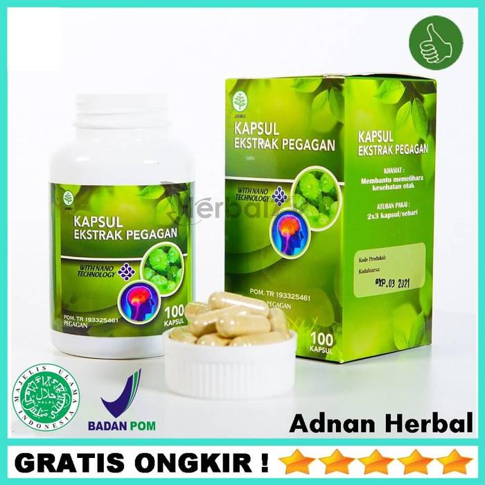 Foto Produk Obat Penyumbatan Pembuluh Darah Di Otak 100% Herbal & Ampuh dari Adnan Herbal