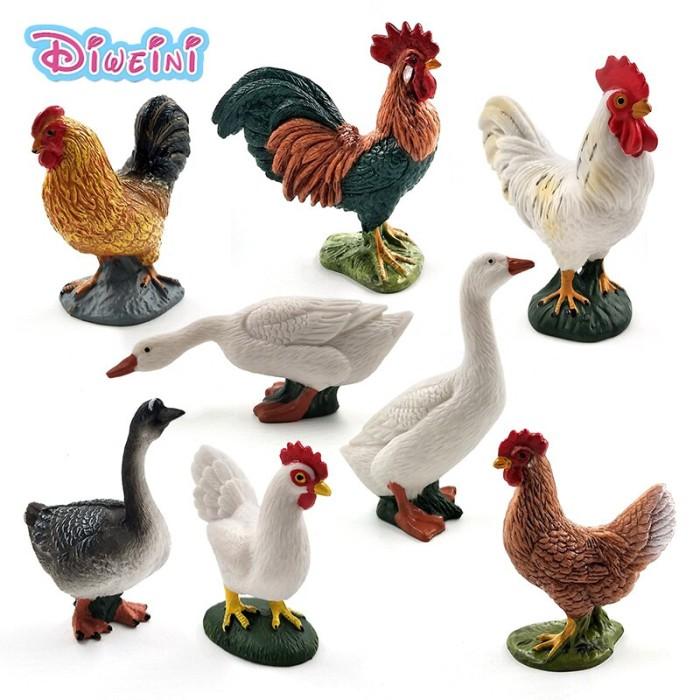 420 Gambar Hewan Bebek Dan Ayam Terbaru