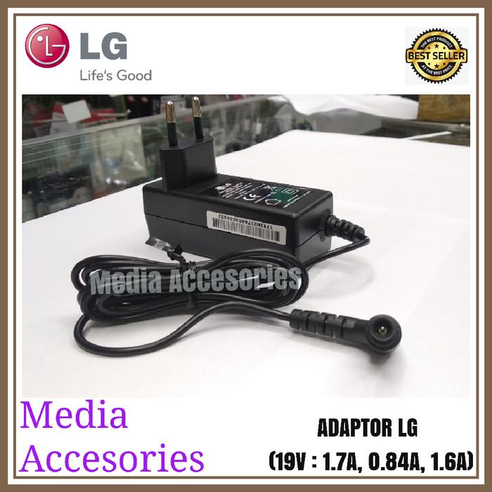 harga Adaptor lcd/led monitor lg 19v -17a  original  - soket ac  mickey Tokopedia.com