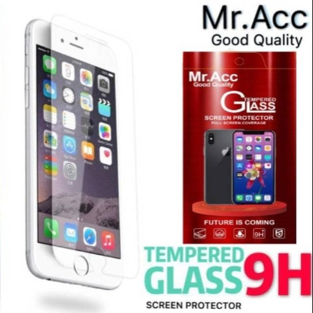 Foto Produk Mr.Acc Tempered Glass Asus Zenfone 2 5.5 - Anti Gores Kaca ZE551ML dari BenuaCell