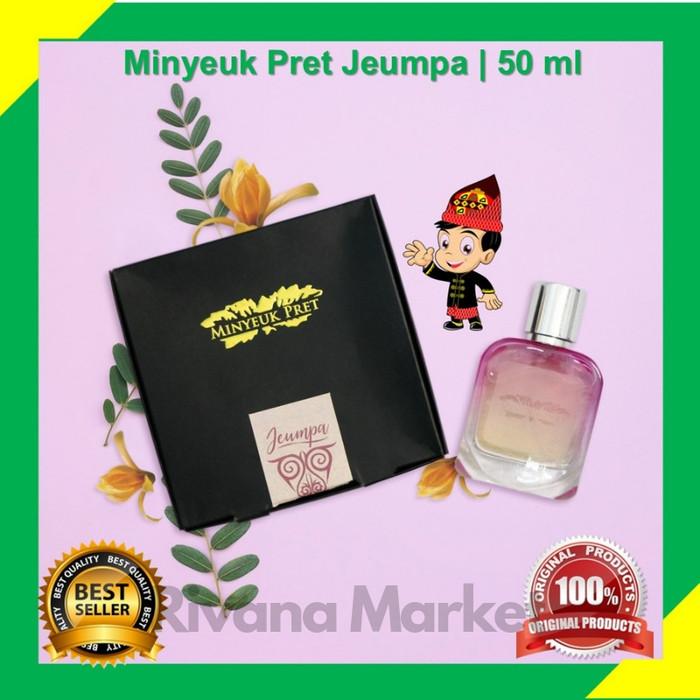 Jual Minyeuk Pret Premium Parfume Original Khas Aceh Aroma Bunga