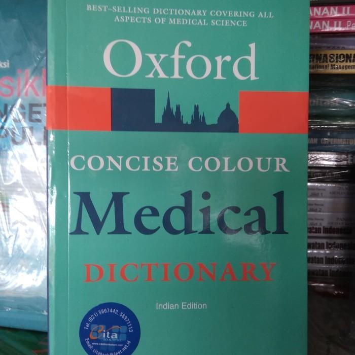 Jual Medical DICTIONARY  Oxford  Original - Kota Bekasi - Cinday Books |  Tokopedia