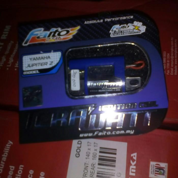 Foto Produk koil faito tera watt racing universal untuk pengapian cdi dari mototech