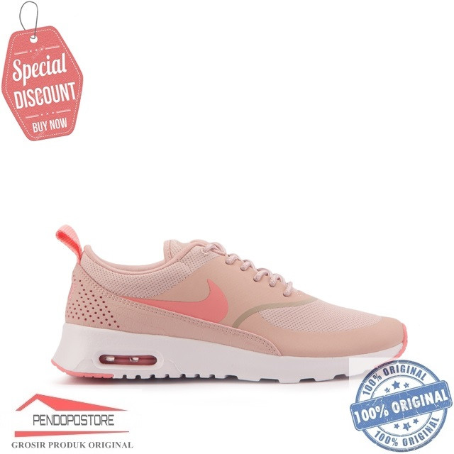 Jual Sepatu Casual Nike Air Max Thea Wmns 599409 610 Bkn Tanjun Cortez Ori Jakarta Timur Pendopo store | Tokopedia