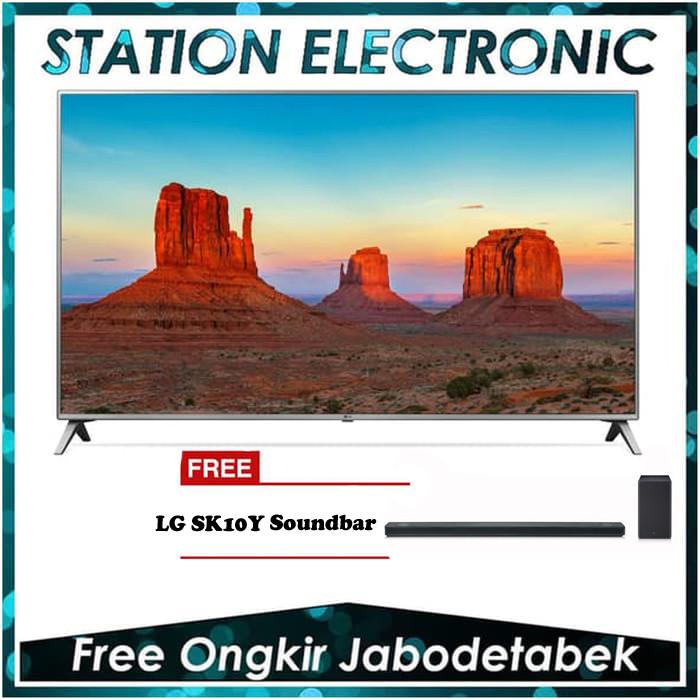 harga Lg 86uk6500ptb/ 86uk6500+sk10y uhd 4k smart flat led tv [ 86 inch ] Tokopedia.com