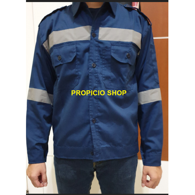 Foto Produk Baju Kerja Safety Wearpack - Hanya Atasan dari propicio shop