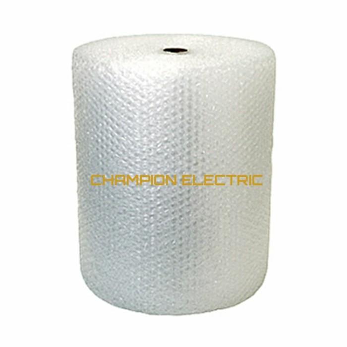 Foto Produk Plastik Bubble Wrap Tambahan Supaya Lebih Aman dari Champion Electric