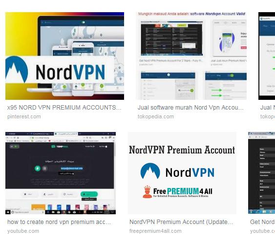 Nordvpn Premium Accounts Free