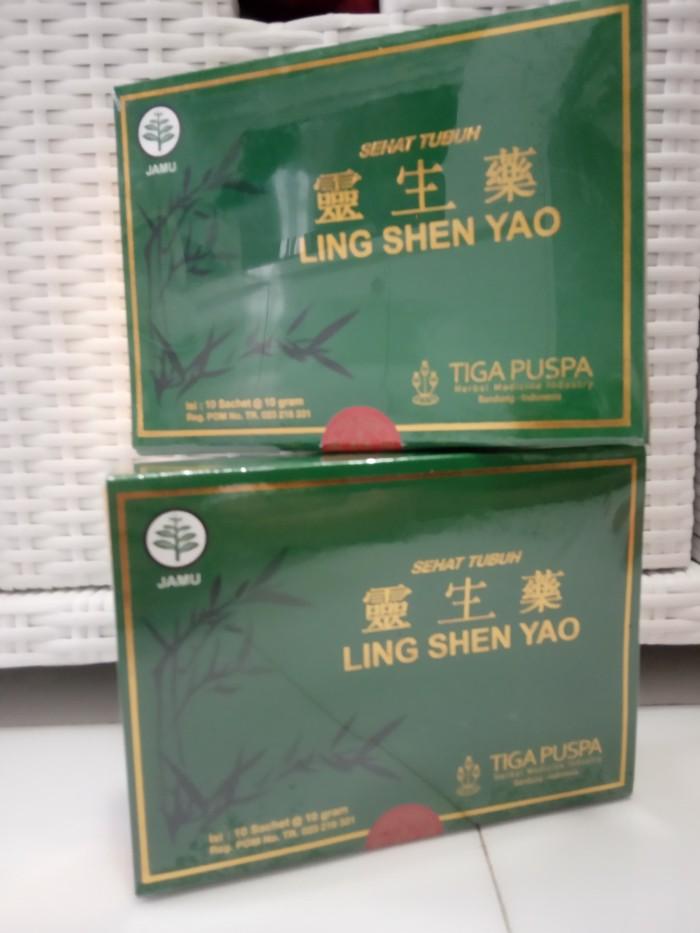 Jual Paling Laris Obat Kista Epidermoid Tradisional Ling Shen Yao Kota Bandung Ling Shen Yao 1 Tokopedia