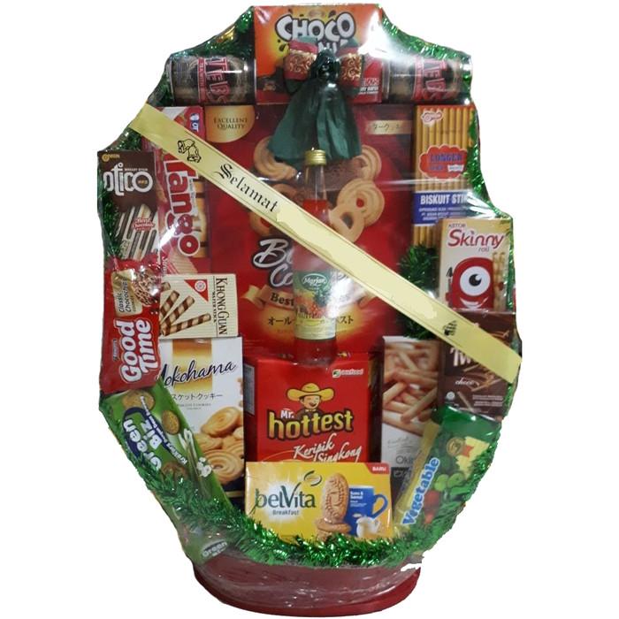 Parcel snack parsel lebaran hampers idul fitri natal tahun baru - m