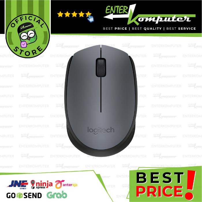 Foto Produk Logitech M 170 Cordless Notebook Mouse dari Enter Komputer Official