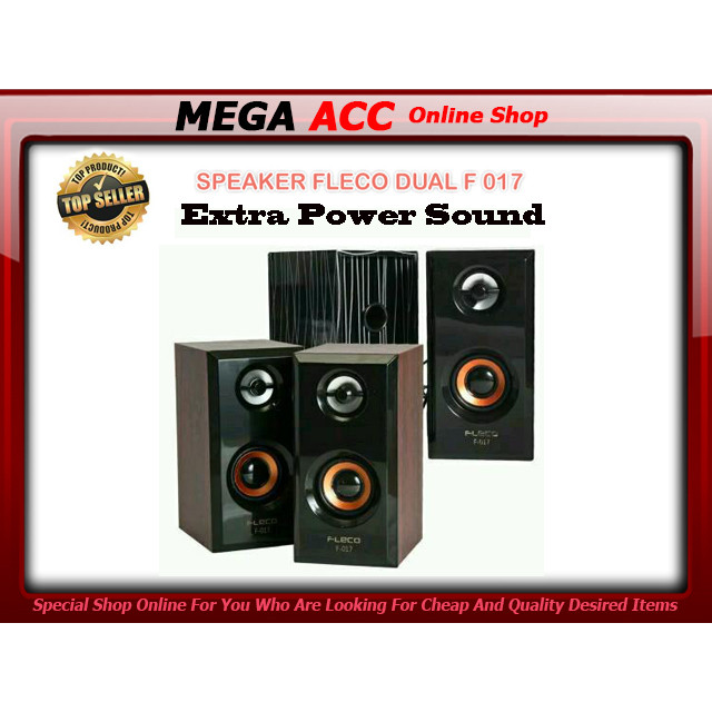 harga Speaker digital fleco f-017 xtra sound power Tokopedia.com