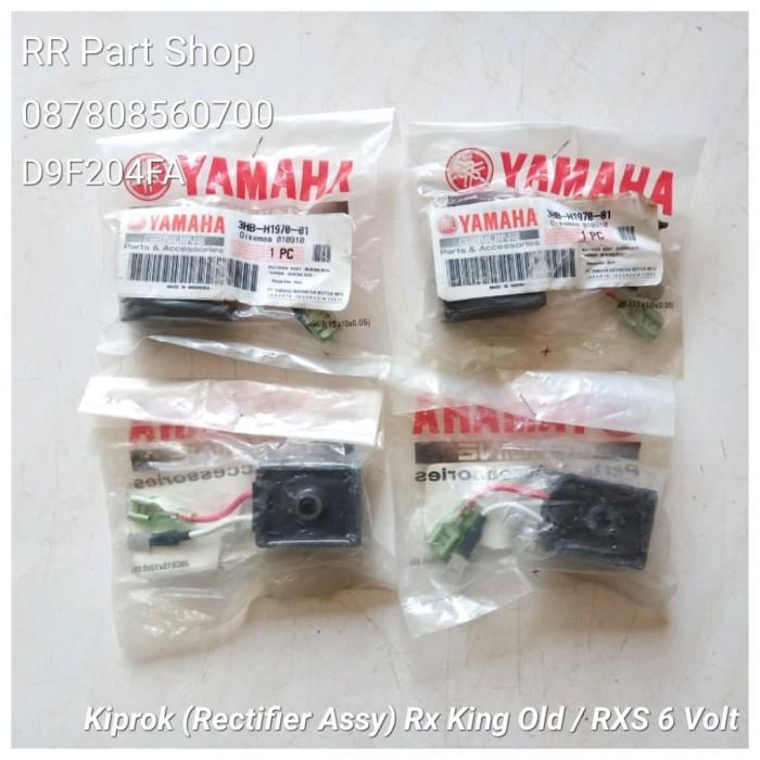 Jual Kiprok  Rectifier Assy  Rx King Old    Rxk    Rxs 6 Volt Original Yamaha