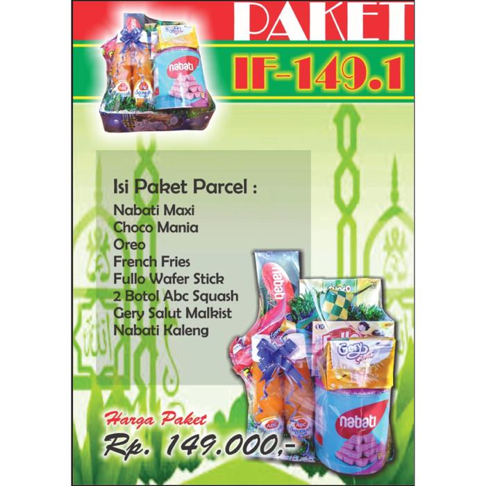 Parcel idul fitri if-149.1 khusus daerah medan - parcel lebaran