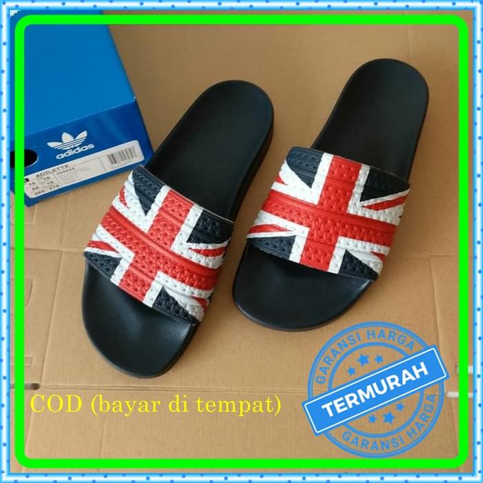 e2898ffb0 Sandal Adidas Adilette Original Sendal Adidas Adilette Stripes BNIB -  england, 9