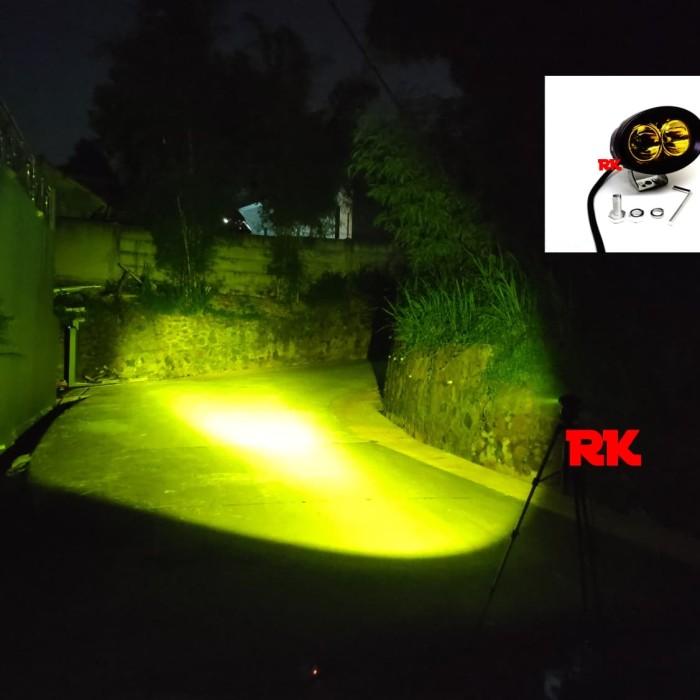 [PROMO EKSKLUSIF] Lampu Sorot Motor | Lampu Tembak Motor | Lampu Sorot Led Mobil TERBATAS
