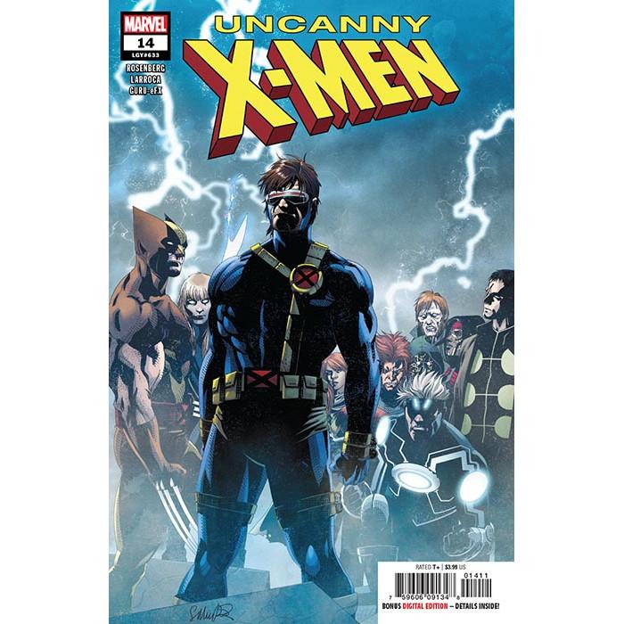 harga Uncanny x-men #14 Tokopedia.com