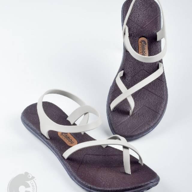 Foto Produk Sandal Wanita Vivian Brownie dari artatikashop