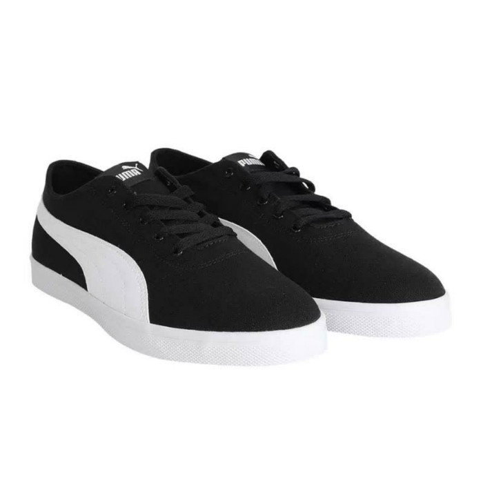 Foto Produk sepatu Puma Urban - Black White UK 9 dari BeGe Shop Jogja