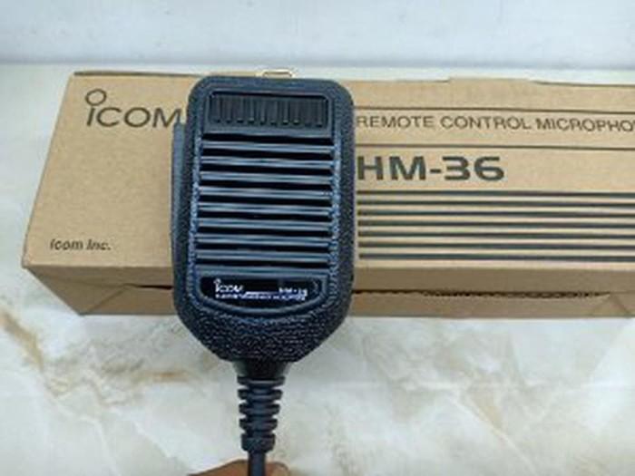 Mic Rig ICOM IC-718 HM-36 Ptt Extramic hm36 Ic 718 Handmic Microphon o