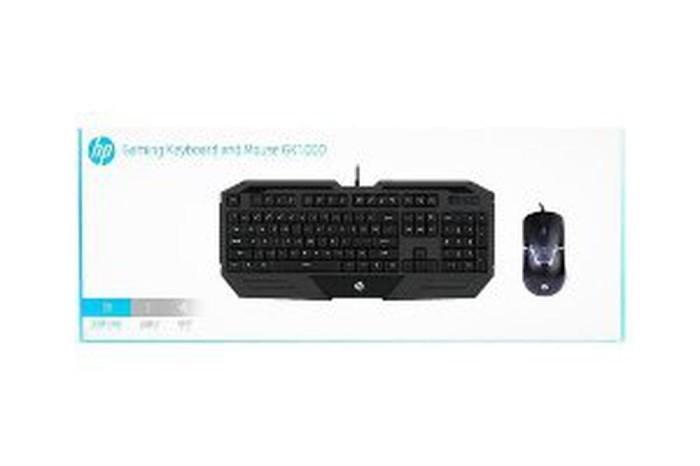 Keyboard Mouse HP GK1000 ORIGINAL Limited