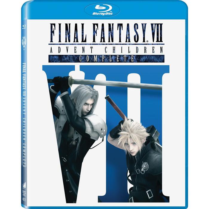 harga Final fantasy vii: advent children complete blu-ray Tokopedia.com