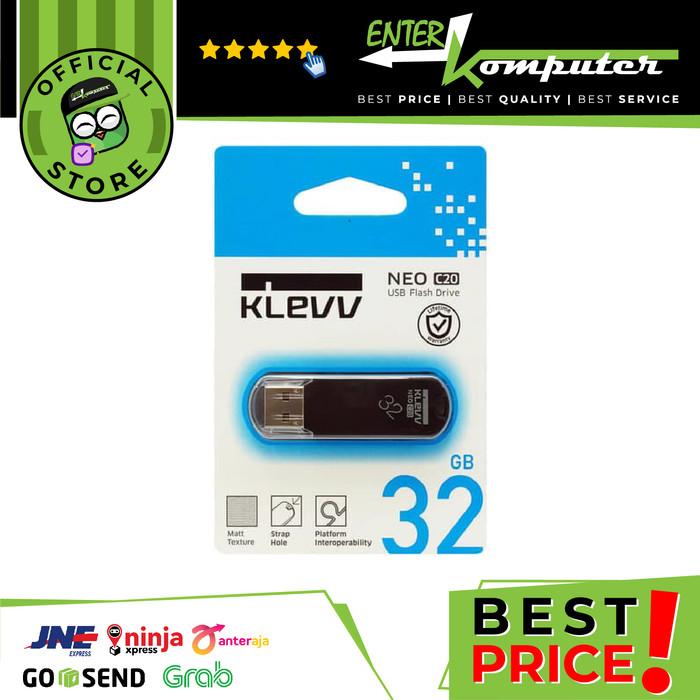 Foto Produk (flashdisk) KLEVV NEO C20 32GB USB2.0 - U032GUR2-NB dari Enter Komputer Official
