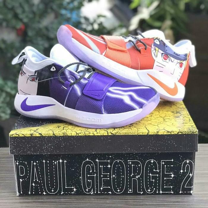Sepatu Paul George Naruto Nike 2 Jual Sazuke Jamshot15Tokopedia Basket 5 Kota Batam Vs DIH29E