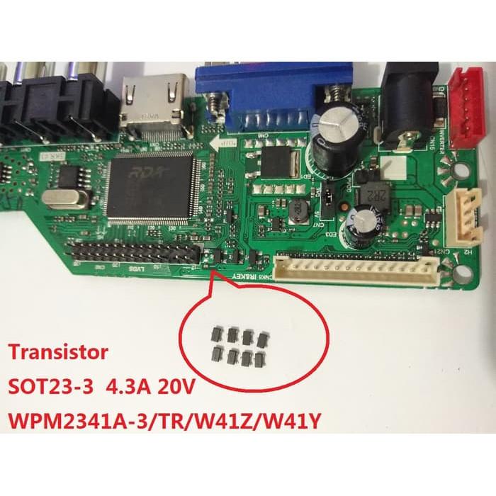 Jual Part Number : 431 IC Power SOT-23 TL431 3 pin SMD - DKI Jakarta -  Evangelion Store | Tokopedia