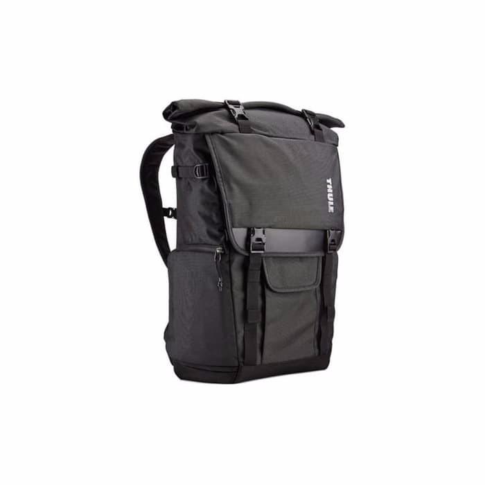 harga Thule covert dslr rolltop backpack–dark shadow/tas kamera dslr Tokopedia.com