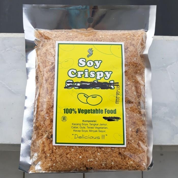 harga Abon soy crispy vegetarian dan vegan Tokopedia.com