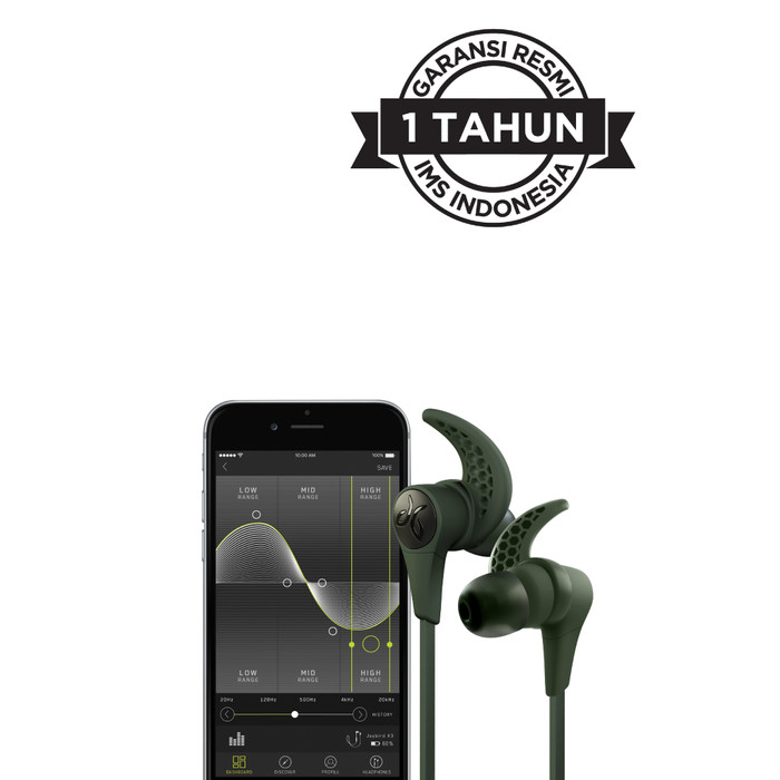 Flash sale - jaybird x3 wireless sport headphones -