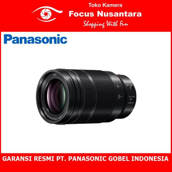 harga Panasonic leica dg vario-elmarit 50-200mm f/2.8-4.0 asph power o.i.s Tokopedia.com