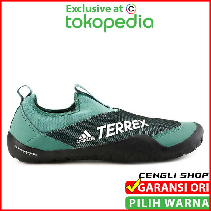 outlet store cf98f 07cc3 Jual Sepatu ADIDAS Original Terrex ClimaCool Jawpaw II 2 - Kota Medan -  Cengli Shop | Tokopedia