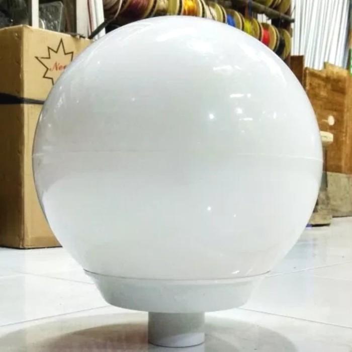Jual Lampu Taman Bulat Susu Lampu Hias Outdoor Kota Bekasi Manto Electronik Tokopedia