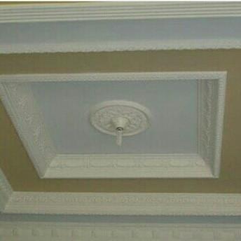 plafon gypsum atap