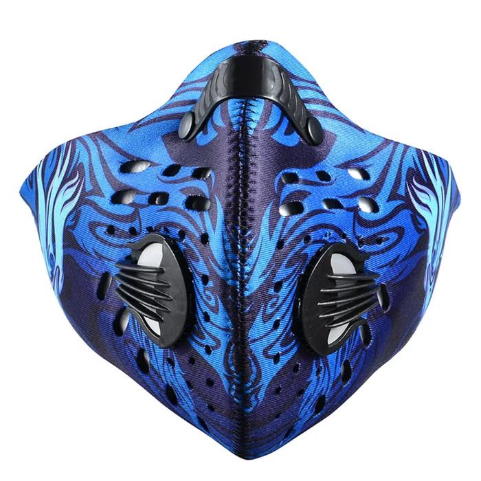 harga Rockbros half face mask with filter neoprene Tokopedia.com