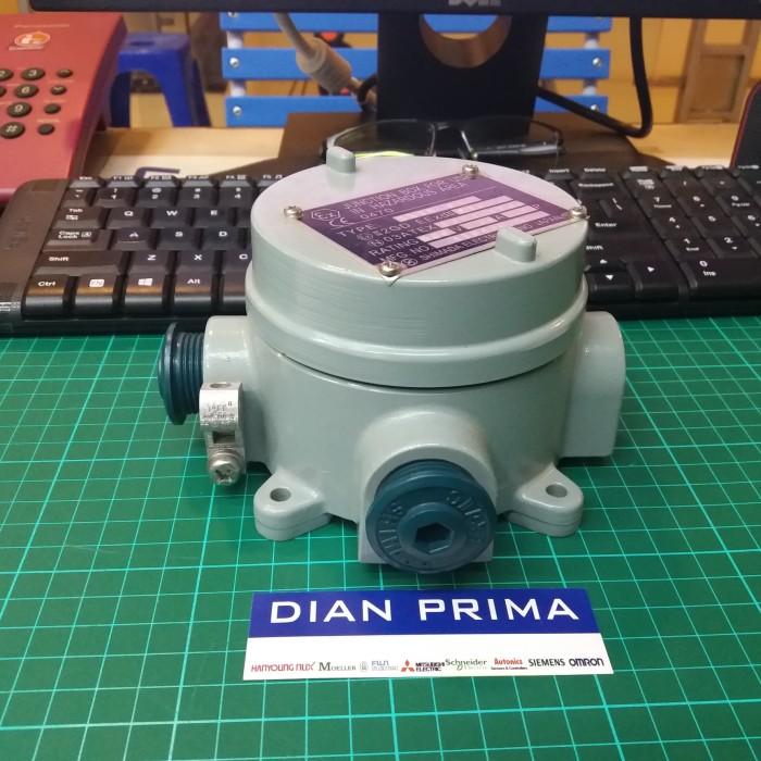 Jual Shimada Electric Junction Box Hazardous Area SXTB-04 Rating 4P 20A -  DKI Jakarta - Dian Prima LTC Glodok | Tokopedia