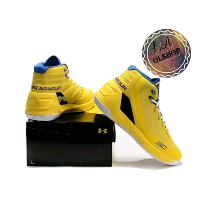 Jual PROMO SPECIAL UNDER ARMOUR CURRY 3