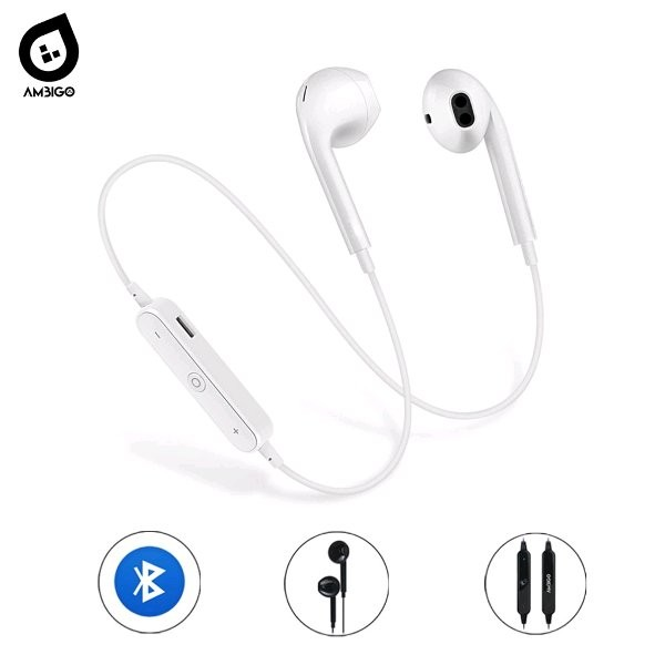 Jual Konter Murah Headset Earphone Bluetooth Sport Wireless 4 1 Jakarta Pusat Kimnana17154 Tokopedia