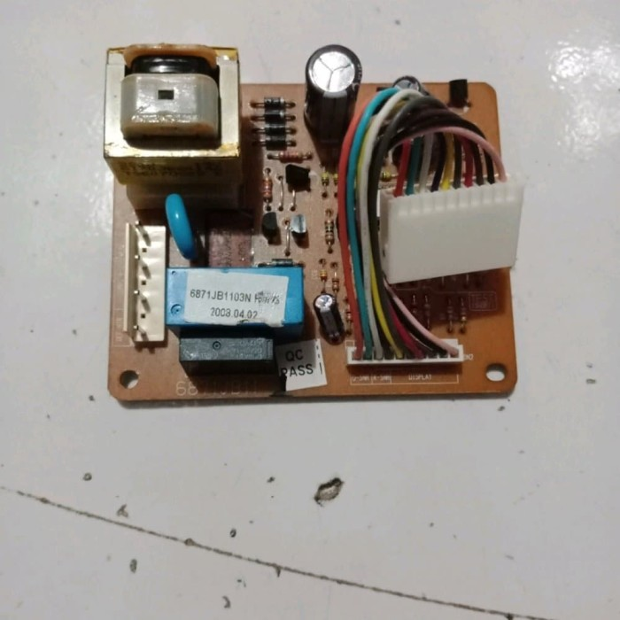 Wiring Kulkas 2 Pintu Lg