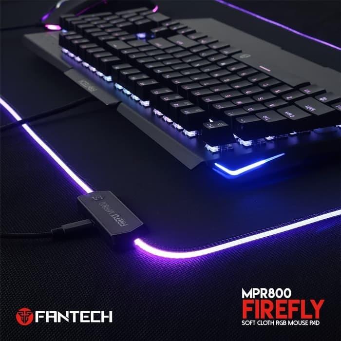 3d0fe18f15b Jual Murah Fantech MPR800 Firefly - RGB Gaming Mousepad Di Jakarta ...